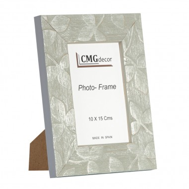 CMGdecor Silver photo frame model...