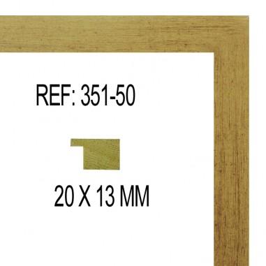 Moldura Oro 20 x 15 mm