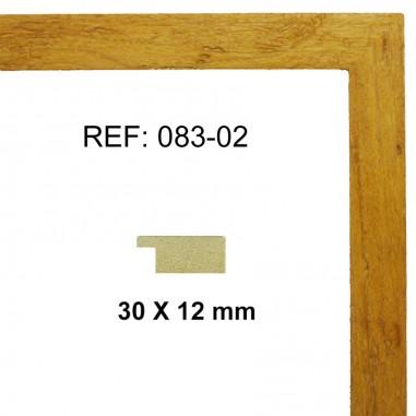 Moldura Miel 28x13 mm