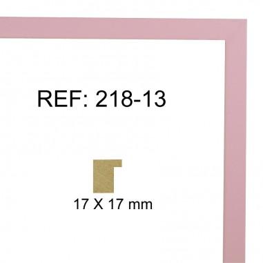 Moldura Rosa 17 x 17 mm