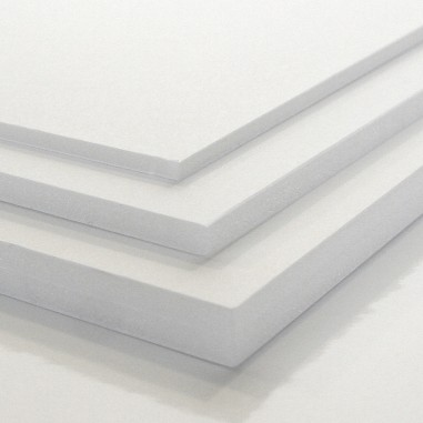 Foamboard White of 10 mm