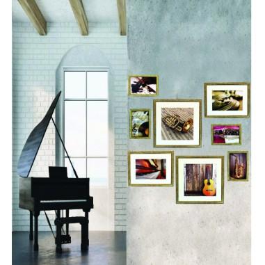 Set de cuadros modelo Musica SC-07