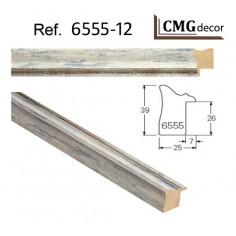 PORTAFOTO CMGdecor P-DM2-02- PARA MESA CON CRISTAL Y TRASERA MDF DE 2,5 mm