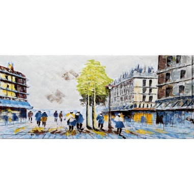 Original Italian painting DIPI Z556