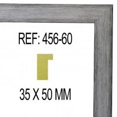 MOLDURA PARA BASTIDOR RECTA DE 35 X 35 mm