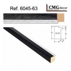 Espejo de Pared hecho en madera CMGdecor MOD: E-207-20 Espejo decorativo