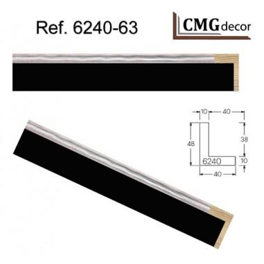 MC-409-68 Marcos Clips CMGdecor de Madera para Fotos - CUADROS Y ...