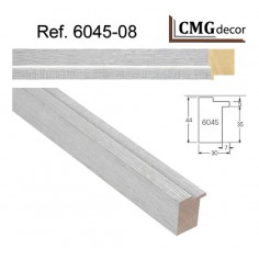 Espejo de Pared hecho en madera CMGdecor MOD: E-403-20 Espejo decorativo