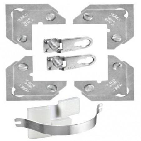 kit para montaje de marcos de aluminio